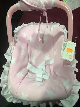 Presioso maxicosi para bebé renorn