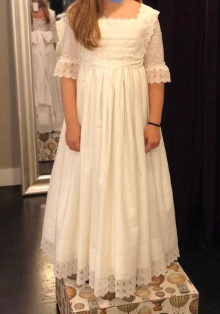 Vestido comunión Pilar Del Toro 2019