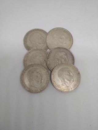 e384ce2894b1 Monedas de plata pesetas de colección en Sevilla en WALLAPOP