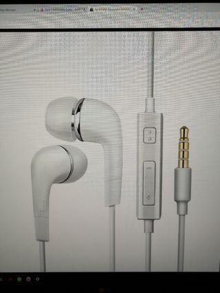 Auriculares con micrófono estéreo #nuevos