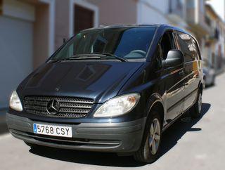 Mercedes-Benz Vito Furgón 111 CDI Mix Compacta 116