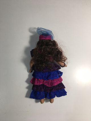 Muñeca de porcelana (20cm)