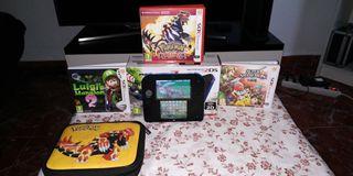 Nintendo 2DS 30 juegos