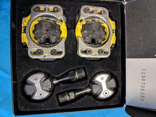 pedales speedplay zero