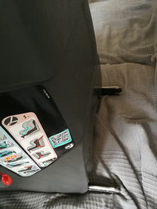 Britax Römer Safefix plus BX black