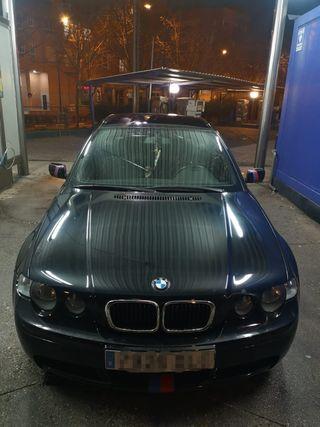 BMW Serie 3 2005 ACEPTO PRUEBA MECÁNICA