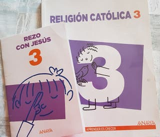 Religión Católica 3° Primaria