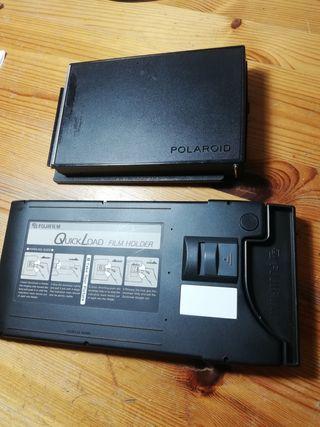 Chasis respaldos Polaroid Fujifilm