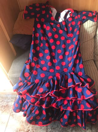 Vestido de faralaes / sevillana