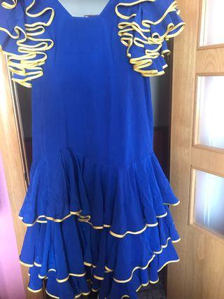 Vestido faralaes / sevillana