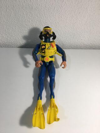 Muñeco Action-Man (25cm)