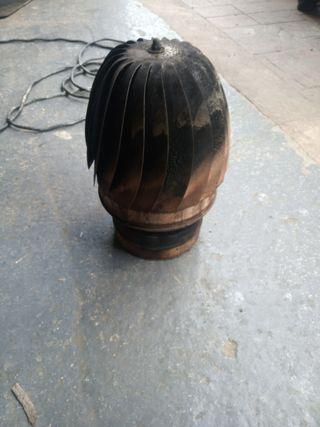 chimenea sombrero giratorio 200 mm