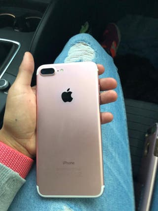 Se vende iPhone 7plus de 128Gb