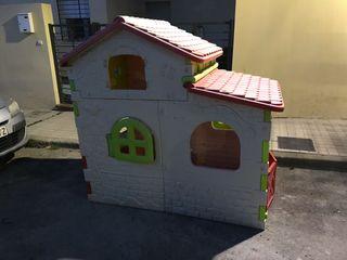Casa infantil de jardín