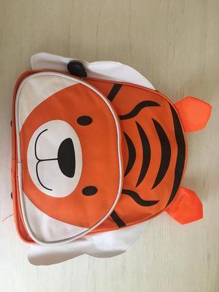 mochila tigre para niño o niña