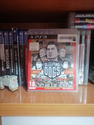 Sleeping Dogs PS3 (Limited Edition)