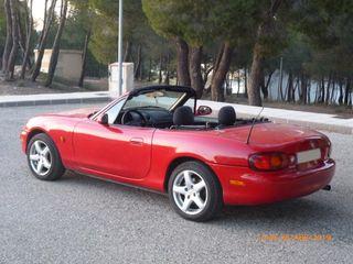 Mazda MX-5 NB-1, 1.600cc, 110cv año 2000