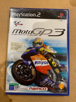Moto GP3 PS2
