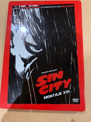 Steelbook Sin City Montaje XXL