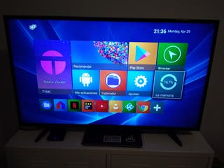 Android Tv Box 8.1 4K HD