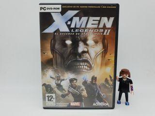 X-MEN LEGENDS II PC