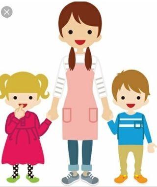 Cuidado de niños y niñas