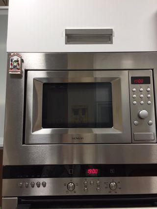 Microondas Siemens integrable