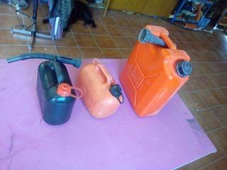 Bidon de gasolina