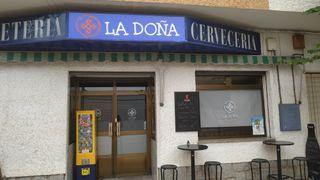 Traspaso bar La Doña (antiguo constan)