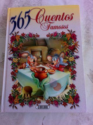 LIBRO 365 CUENTOS FAMOSOS
