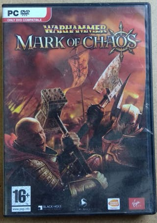 Warhammer Mark of Chaos