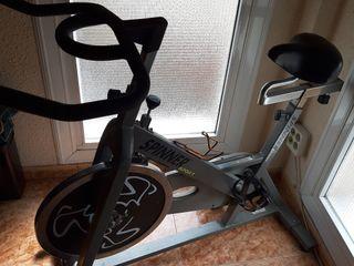 bicicleta estática spinner sport