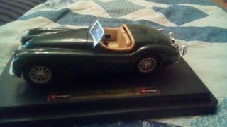 Coleccionismo Coche Jaguar XK120 Roadster 1949