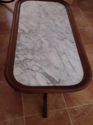 Mesa de centro mármol