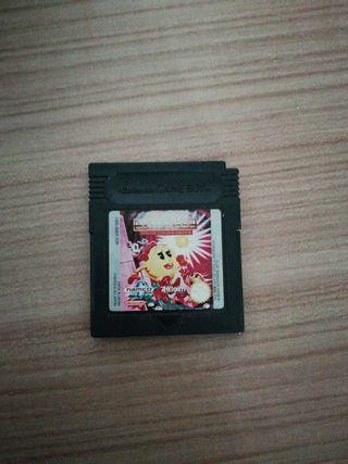 Game boy Ms. Pacman