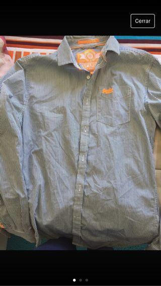 Camisa súper dry
