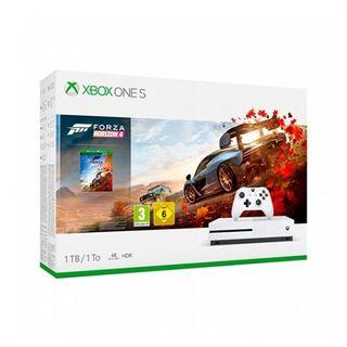 CONSOLA MICROSOFT XBOX ONE S 1TB+FORZA 4 NUEVA