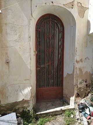 puertas de hierro de segunda mano puertas de forja de segunda mano en wallapop