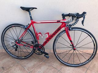 Bicicleta Cannondale Super Six EVO