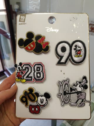 Mickey mousse Disney Primark 90 años