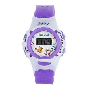 Reloj electrónico digital para niños/as