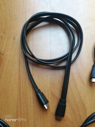 Cable de HDMI 2 metros Calidad