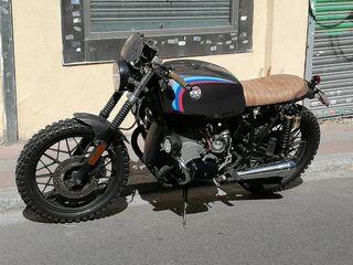BMW r65 café Racer scrambler