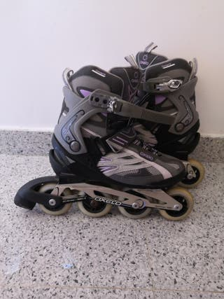 patines oxelo, talla 37/38/39/40