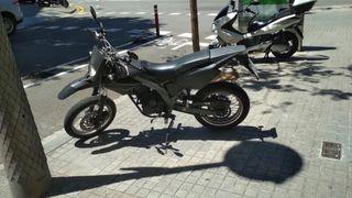 Derbi senda baja SM 125cc 4t