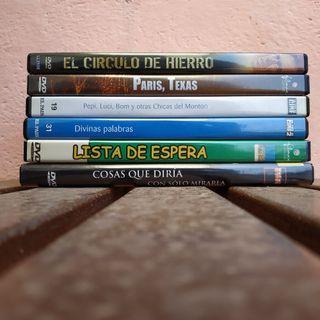 Lote Peliculas DVD 3