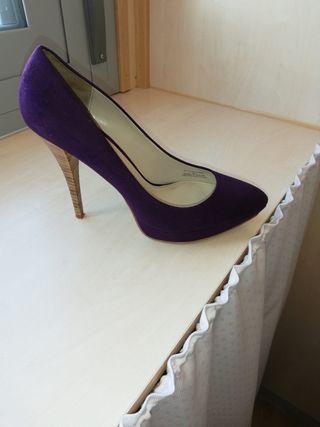 Mano 20 Zara El De € Segunda En Del Por Tacones Zapatos Viso Altos 6gvfYb7y