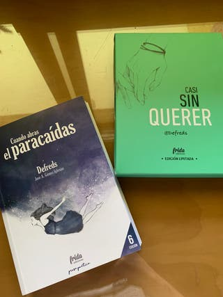 Libros Defreds Pack