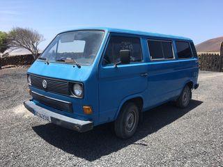 volkswagen T3 1989