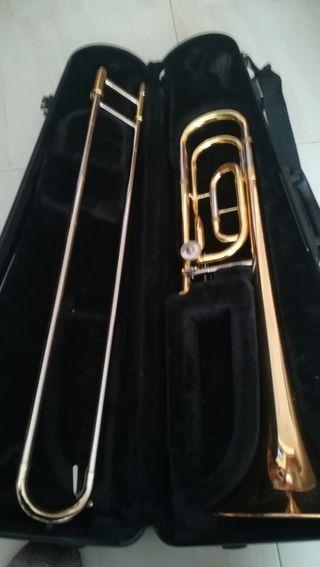 trombon Yamaha YLS 356 G